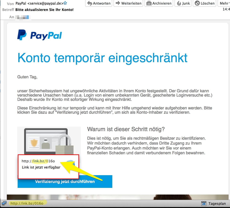 Paypal Geldwäsche